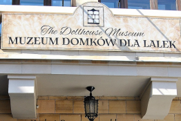 Warszawa Atrakcja Muzeum Muzeum Domków dla Lalek