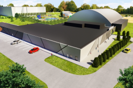 Lubin Atrakcja Strzelnica Regionalne Centrum Sportów Strzeleckich RCS