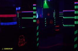 Legionowo Atrakcja Paintball laserowy LASER-WAR Laserowe Centrum Rozrywki