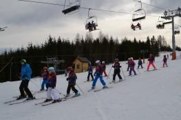Tylicz Atrakcja Szkoła narciarska Master Ski