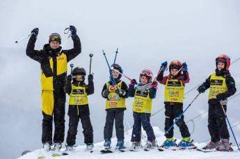 Krynica-Zdrój Atrakcja Przedszkole narciarskie Bąbel