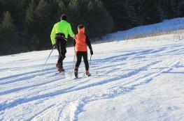 Tylicz Atrakcja Wypożyczalnia nart biegowych Studio Sport