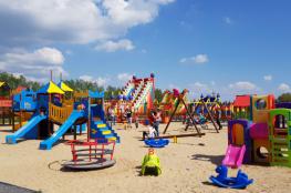 Papowo Toruńskie Atrakcja Park rozrywki Plenerowe Centrum Rozrywki