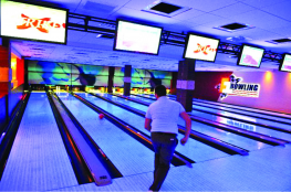 Grudziądz Atrakcja Kręgielnia RAD Bowling