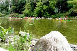 Włodawa Atrakcja Spływ kajakowy Spływy kajakowe rzeką Bug