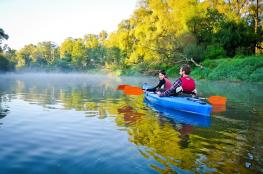 Sławatycze Atrakcja Spływ kajakowy Kajakowa przygoda nad Bugiem by Aktywny Wypoczynek