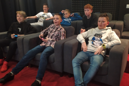 Zielona Góra Atrakcja VR VR Station