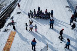 Siepraw Atrakcja Szkoła narciarska Szkoła Narciarska Siepraw-Ski