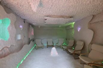 Krynica-Zdrój Atrakcja Jaskinia solna Continental Sanatorium MSWiA