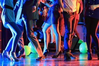 Krynica-Zdrój Atrakcja Dancing Continental Sanatorium MSWiA