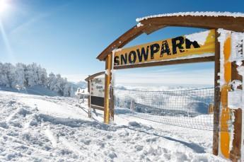 Sopot Atrakcja Snowpark Łysa Góra