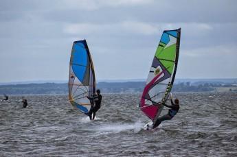 Chałupy Atrakcja Windsurfing FunKite