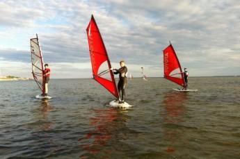 Chałupy Atrakcja Windsurfing Mastersurf