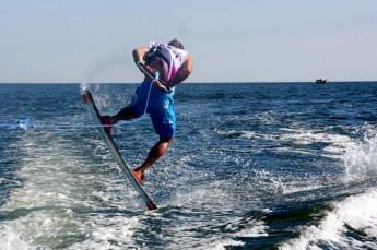 Chałupy Atrakcja Wakeboarding Kites Control