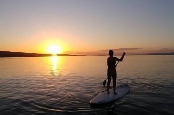 Chałupy Atrakcja Stand up paddle Easy Surf Center