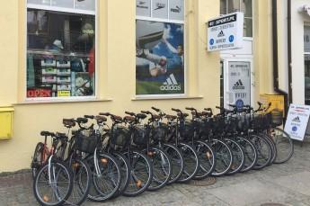 Międzyzdroje Atrakcja Wypożyczalnia rowerów 4U Sport