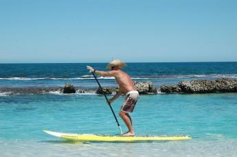Ustka Atrakcja Stand up paddle Angoola