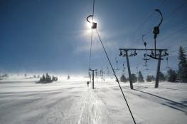 Szklarska Poręba Atrakcja Stacja narciarska Wesoła Górka