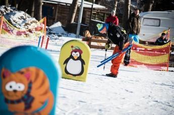 Szklarska Poręba Atrakcja Przedszkole narciarskie Snow4fun