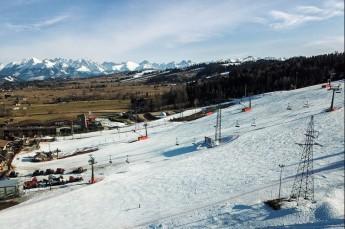 Białka Tatrzańska Atrakcja Stacja narciarska Kotelnica Białczańska