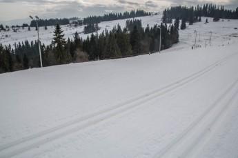 Białka Tatrzańska Atrakcja Narciarstwo biegowe Stok