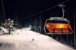 Karpacz Atrakcja Stacja narciarska Winterpol Biały Jar