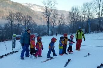 Szczyrk Atrakcja Stacja narciarska Kaimówka