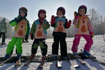 Szczyrk Atrakcja Przedszkole narciarskie Skilandia