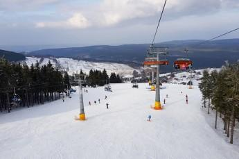 Duszniki-Zdrój Atrakcja Stacja narciarska Winterpol