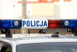 Łeba Informacja Policja w Łebie