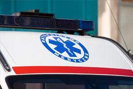 Łeba Informacja Pogotowie ratunkowe Medyczny Punkt Ratowniczy