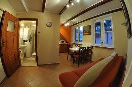 Krynica-Zdrój Nocleg Apartament Alibi (Apartament Perłowy)