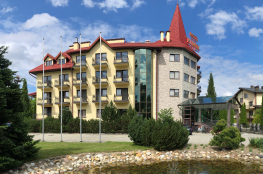 Muszyna Nocleg Hotel Hotel Klimek **** SPA