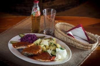 Szczyrk Restauracja Karczma polska regionalna Stara Karczma