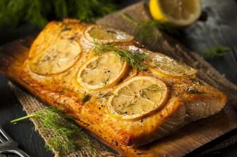 Łeba Restauracja Smażalnia ryb polska ryby i owoce morza Stawros
