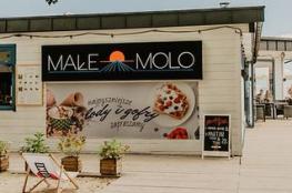 Sopot Restauracja Restauracja europejska ryby i owoce morza desery regionalna Restauracja Małe Molo