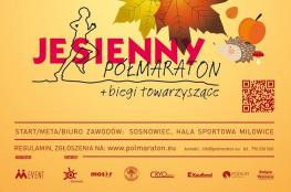 Sosnowiec Wydarzenie Bieg Półmaraton Jesienny I Biegi Towarzyszące