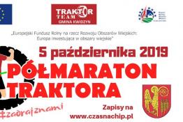 Kwidzyn Wydarzenie Bieg Półmaraton Traktora