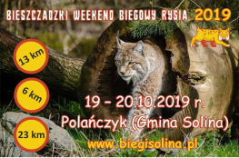 Polańc Wydarzenie Bieg Bieszczadzki Weekend Biegowy Rysia 2019