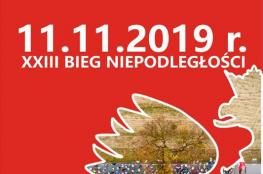 Pigża Wydarzenie Bieg XXIII Bieg Niepodległości