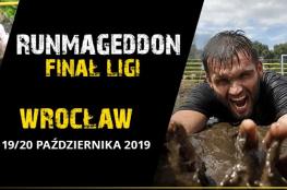 Wrocław Wydarzenie Bieg Finał Ligi Runmageddonu 2019