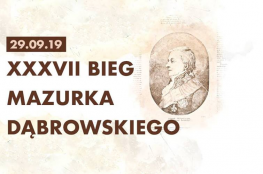 Będonim Wydarzenie Bieg 37. Bieg Mazurka Dąbrowskiego