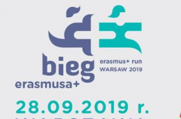 Warszawa Wydarzenie Bieg III Międzynarodowy Bieg Erasmusa+