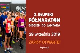 Słupsk Wydarzenie Bieg 3. Słupski Półmaraton Biegiem do Jantara