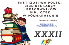 Zbąszyń Wydarzenie Bieg Mistrzostwa Polski Bibliotekarzy w półmaratonie