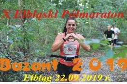 Elbląg Wydarzenie Bieg X Elbląski Półmaraton Bażant