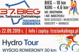 Trzcianka Wydarzenie Bieg 37. Bieg im. Tadeusza Zielińskiego w Trzciance