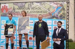 Sulejów Wydarzenie Bieg VI ULTRA MARATON i BIEG 10 KM ZALEWU SULEJOWSKIEGO