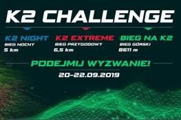 Szczecin Wydarzenie Bieg Bieg na K2 - K2 Challenge