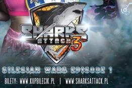 """Mysłowice Wydarzenie Sporty walki Gala Sportów Walki """"Sharks Attack 3"""""""